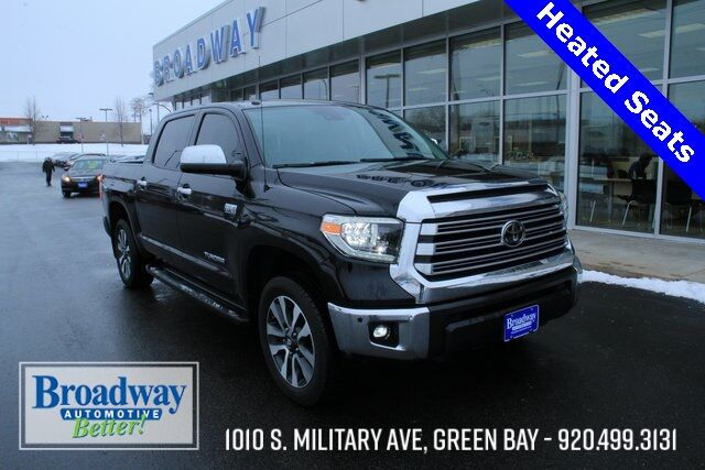 2018 Toyota Tundra Limited Green Bay WI