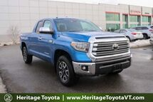 2018 Toyota Tundra Limited South Burlington VT