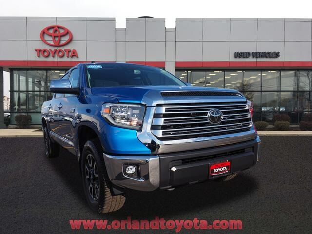2018 Toyota Tundra Limited Tinley Park IL