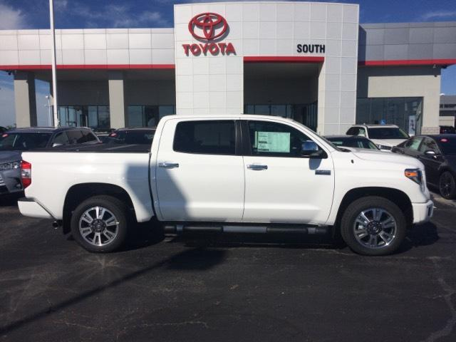 2018 Toyota Tundra Platinum - CrewMax Richmond KY