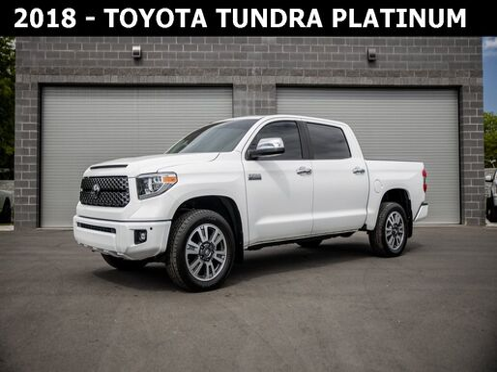 2018_Toyota_Tundra_Platinum_ Orem UT