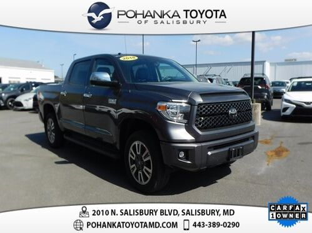 2018_Toyota_Tundra_Platinum_ Salisbury MD