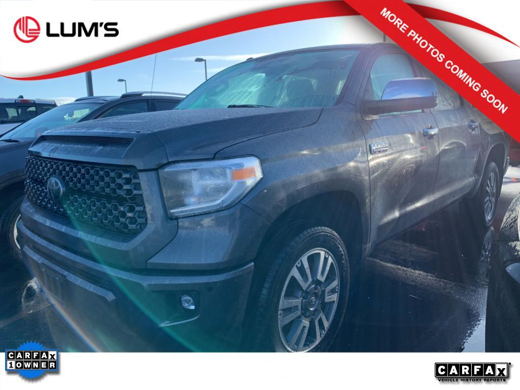 2018 Toyota Tundra Platinum Warrenton OR
