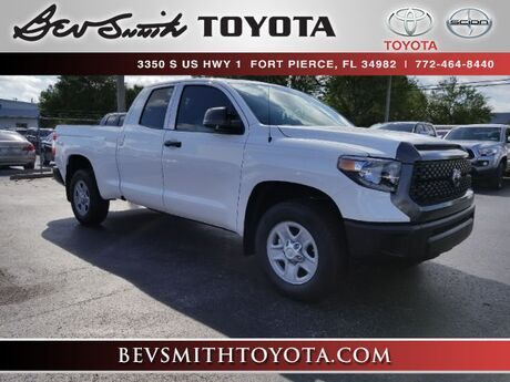 2018 Toyota Tundra SR 4.6L V8 4x2 Work Trk. Fort Pierce FL