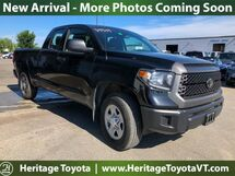 2018 Toyota Tundra SR Double Cab 6.5' Bed 5.7L South Burlington VT