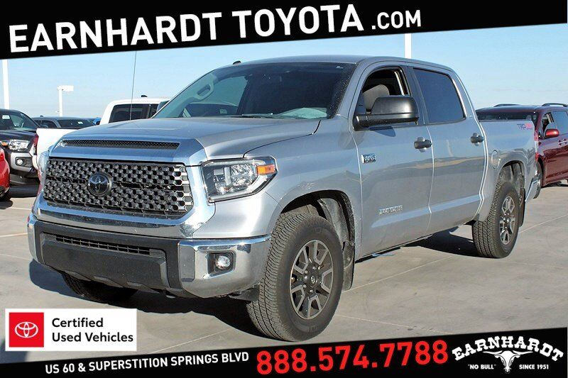 2018 Toyota Tundra SR5 4WD CrewMax *1-Owner, TRD Off-Road Package*