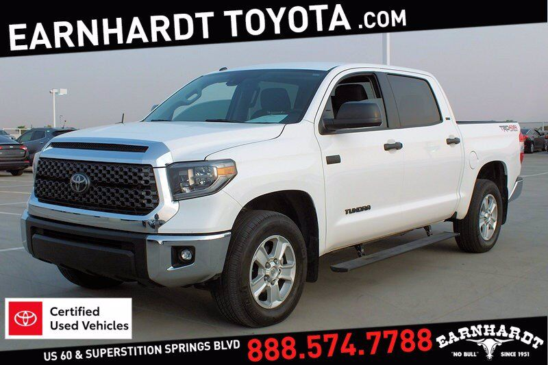 2018 Toyota Tundra SR5 4WD CrewMax *TRD Off Road Package*