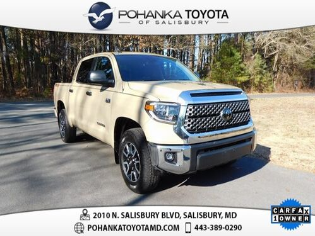 2018_Toyota_Tundra_SR5 5.7L V8_ Salisbury MD