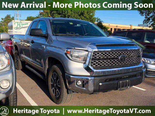 2018 Toyota Tundra SR5 Double Cab 6.5' Bed 5.7L South Burlington VT