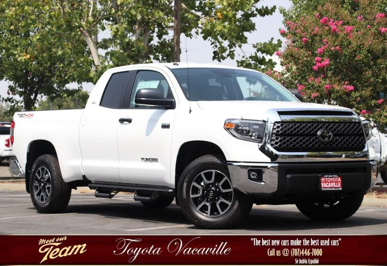 2018 Toyota Tundra SR5 Double Cab Vacaville CA