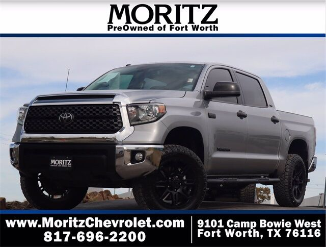 2018 Toyota Tundra SR5 Fort Worth TX