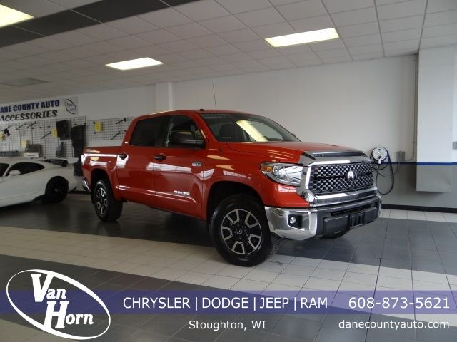2018 Toyota Tundra SR5 Plymouth WI