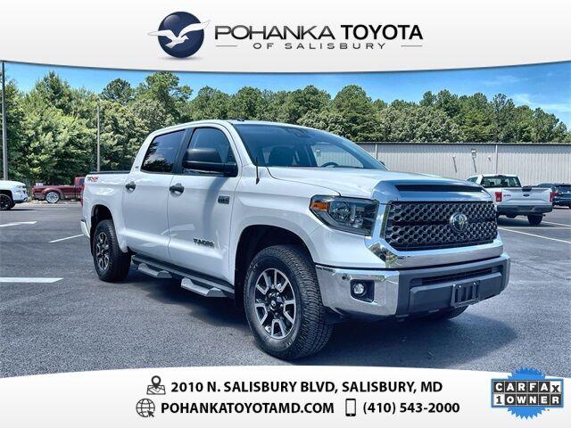 2018 Toyota Tundra SR5 TRD OFFROAD Salisbury MD