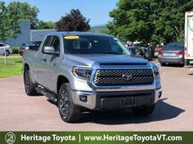 2018 Toyota Tundra SR5 TRD Off-Road Double Cab 6.5' Bed 5.7L South Burlington VT