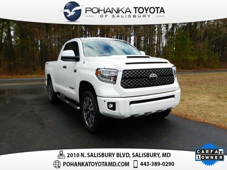 2018_Toyota_Tundra_SR5 TRD SPORT CERTIFIED_ Salisbury MD
