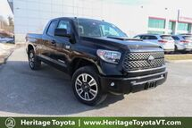 2018 Toyota Tundra SR5 TRD Sport South Burlington VT