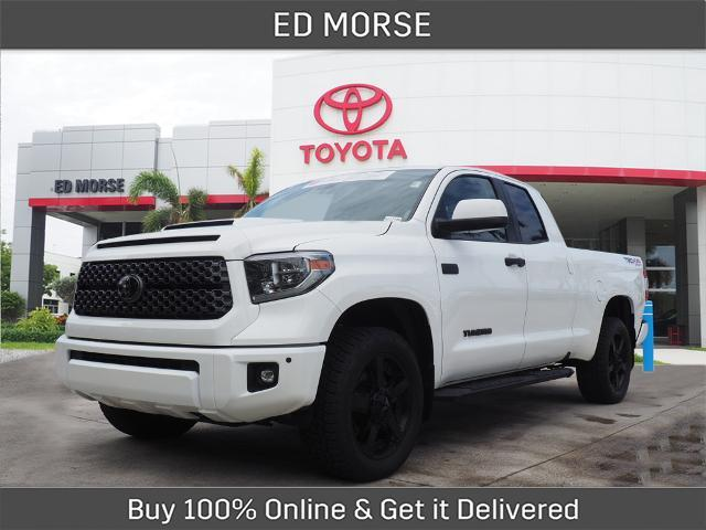 2018 Toyota Tundra SR5 Xp Package Delray Beach FL