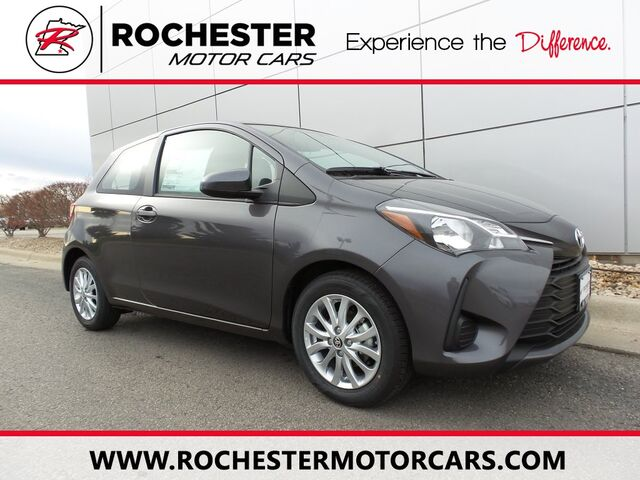 Toyota Rochester Mn >> 2018 Toyota Yaris Le Se Rochester Mn 21016363