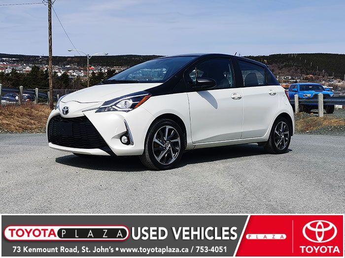 2018 Toyota Yaris SE St. Johns NL