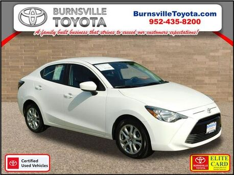 2018_Toyota_Yaris iA_4DR SDN LE AT_ Burnsville MN