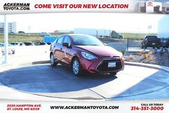2018_Toyota_Yaris iA_Base_ St. Louis MO