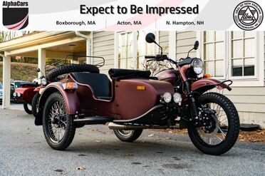 2018_Ural_Gear Up_2WD Burgundy Satin Classic_ Boxborough MA