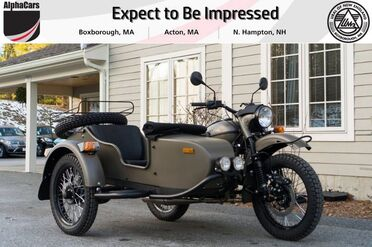 2018_Ural_Gear Up_2WD OD Green Modern_ Boxborough MA