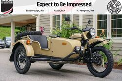 Ural Gear Up 2WD Sahara Custom 2018