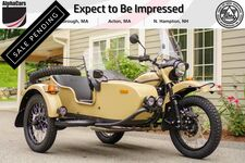 2018 Ural Gear Up 2WD Sahara Custom