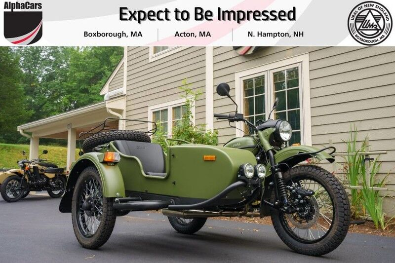 2018 Ural Gear Up 2WD Taiga Custom Boxborough MA
