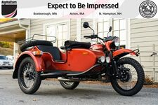 2018 Ural Gear Up 2WD Terracotta Custom