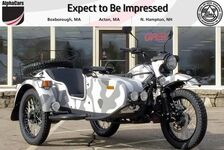 2018 Ural Gear Up 2WD Urban Camouflage Classic