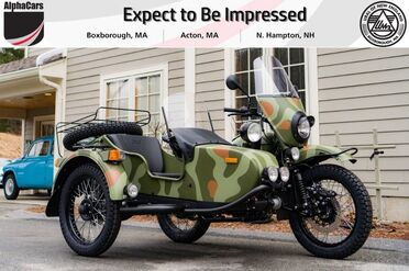 2018_Ural_Gear Up_2WD Woodland Camouflage Classic_ Boxborough MA