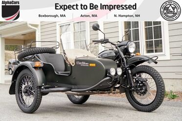 2018_Ural_Gear Up_Sportsman Package_ Boxborough MA
