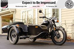 Ural M70 Flat Black Custom 2018