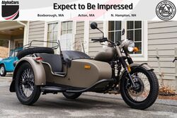 Ural M70 OD Green Custom 2018