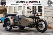 2018 Ural M70 OD Green Custom