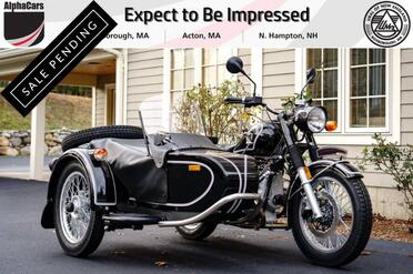 2018_Ural_Retro_Black Gloss Custom_ Boxborough MA