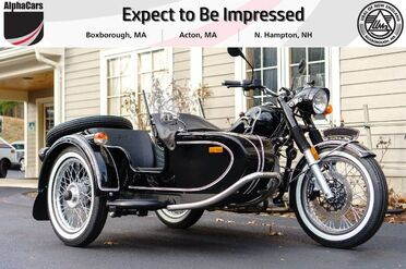 2018_Ural_Retro_Black Gloss Limited_ Boxborough MA