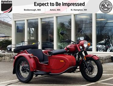 2018_Ural_Retro_Classic Maroon Custom_ Boxborough MA
