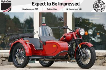 2018_Ural_Retro_Maroon_ Boxborough MA