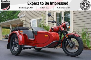 2018_Ural_Retro_Maroon Custom_ Boxborough MA