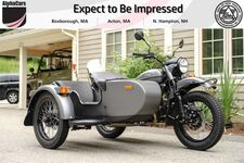 2018 Ural cT Slate Grey