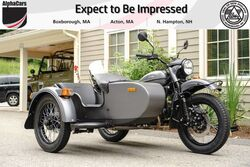 Ural cT Slate Grey 2018