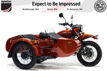 2018_Ural_cT_Terracotta Custom_ Boxborough MA