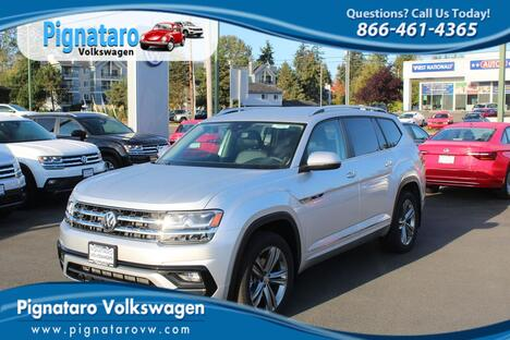 2018_VOLKSWAGEN_Atlas_3.6L V6 SE w/Tech AWD_ Everett WA