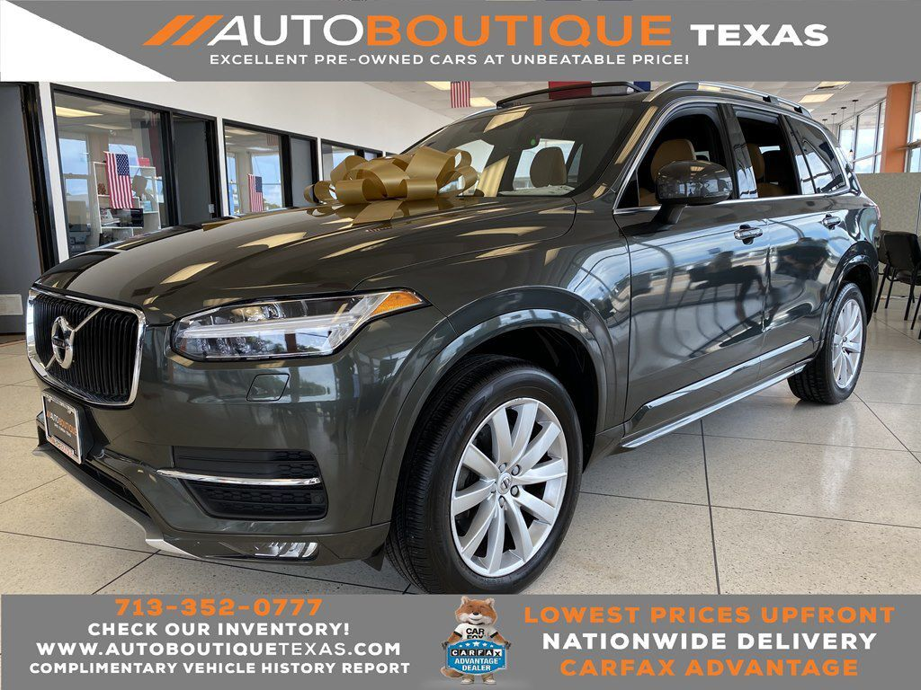 2018 VOLVO XC90 MOMENTUM T6 Houston TX