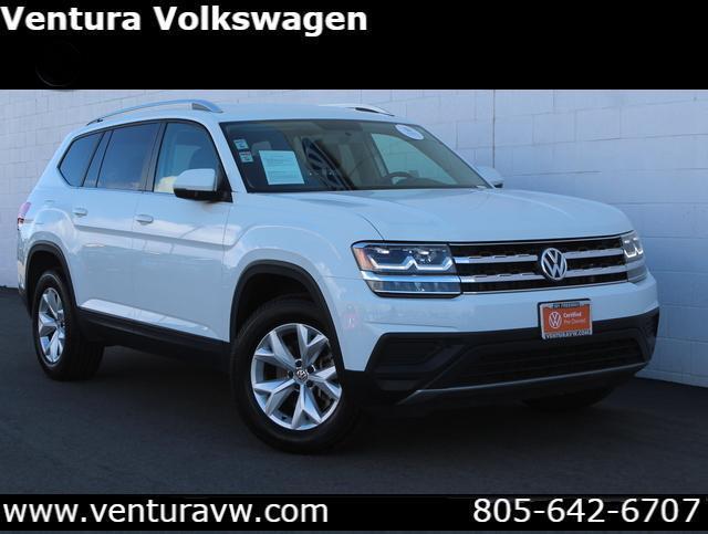 2018 Volkswagen Atlas 2.0T S FWD Ventura CA