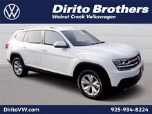 2018_Volkswagen_Atlas_2.0T S_ Walnut Creek CA