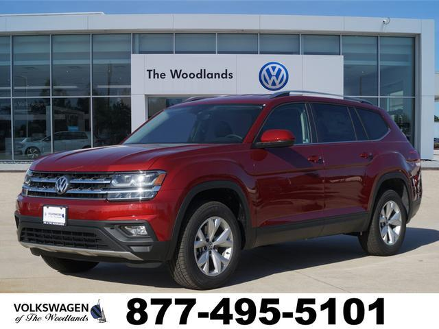 2018 Volkswagen Atlas 2.0T SE The Woodlands TX